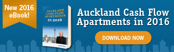 NEW eBook for you – Auckland Cash Flow Apartments in 2016